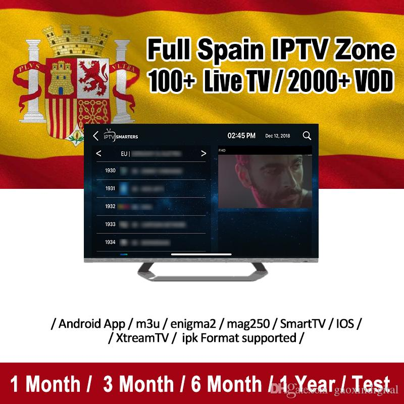 2019 stable IPTV subscription Android APK iptv m3u abbonamento USA Canada  Italy France Latino Sports Spain Portuga iptv channels Abonnement