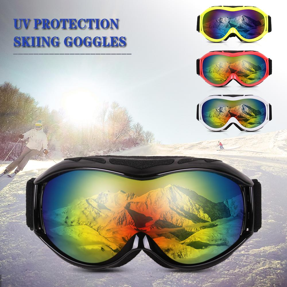 27df4d5d0dcb Anti-fog Winter Ski Eyewear Men Women Double Layers Ski Goggles UV  Protection Skiing Snowboard Goggles Big Mask Glasses Skiing Eyewear Cheap  Skiing Eyewear ...