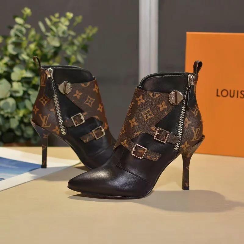 fdda6619 Compre Los Mejores Zapatos De Lujo Para Mujer Diseñan Zapatos Mujer Tacones  Altos Botas Mujer Botas De Media Pantorrilla Para Mujer Calcetines Botas  Zapatos ...