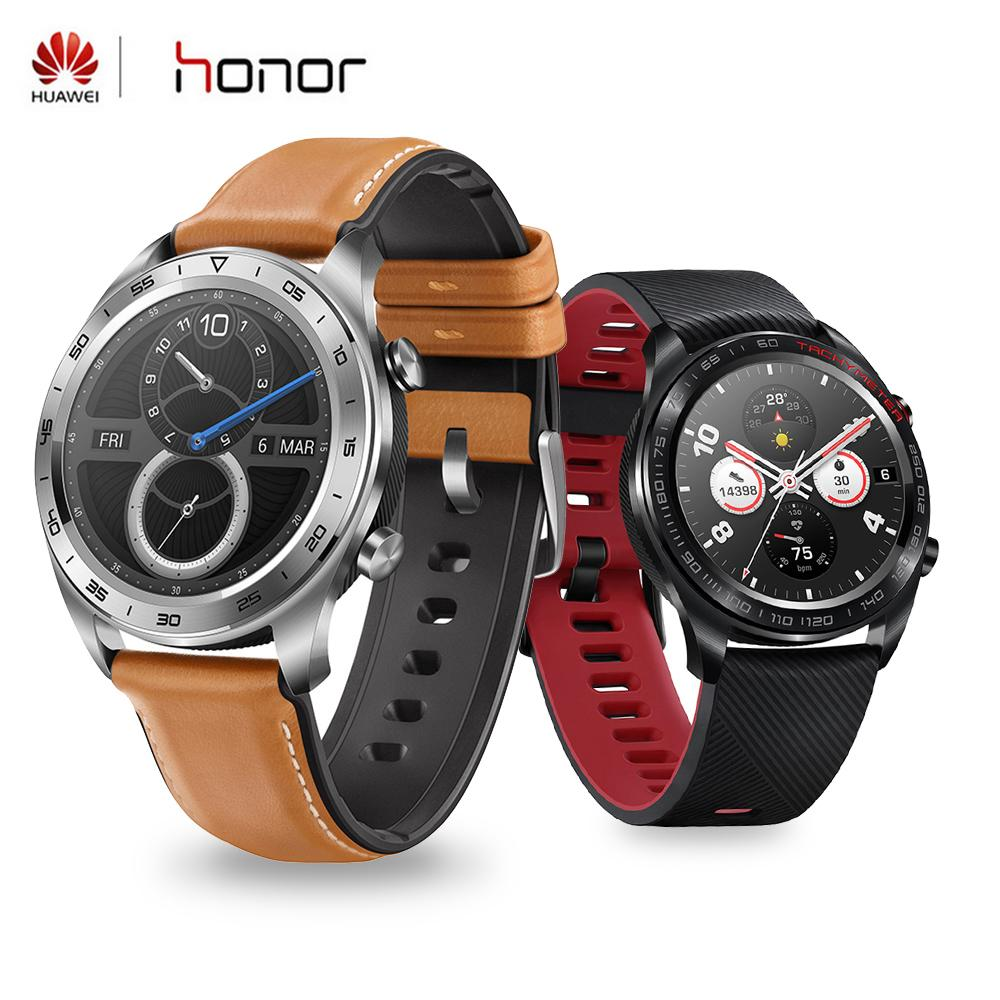 HUAWEI HONOR Watch Magic Smart Watch 1 2 inch AMOLED Color Screen GPS  390*390 Heart Rate Monitoring Pedometer Fitness Tracker
