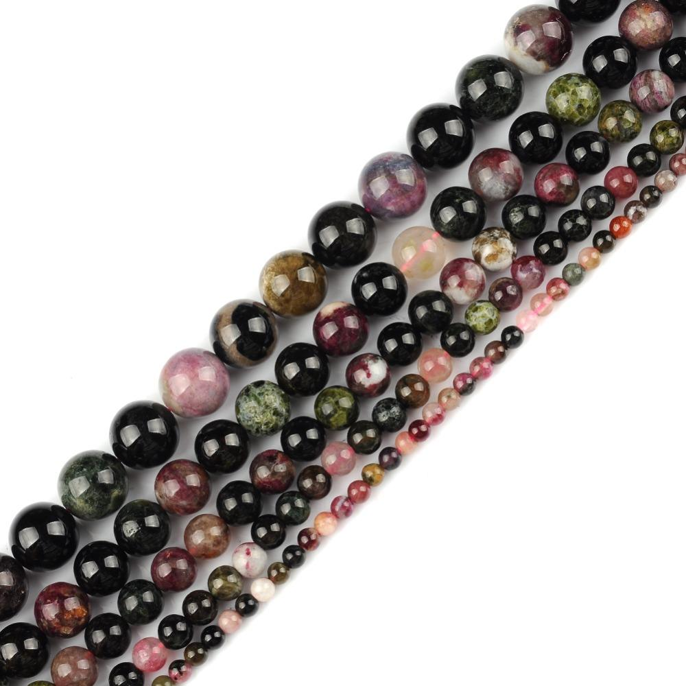 Beads & Jewelry Making Back To Search Resultsjewelry & Accessories Natural Matte Multi-colored Hematite 6mm Frosted Gems Stones Round Ball Loose Spacer Beads 15 5 Strands/ Pack