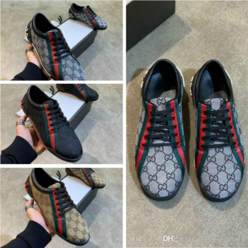 Herbst und Winter große neue Herren low rise Mode Lederschuhe Willow Casual Schuhe Spitze weiße Schuhe