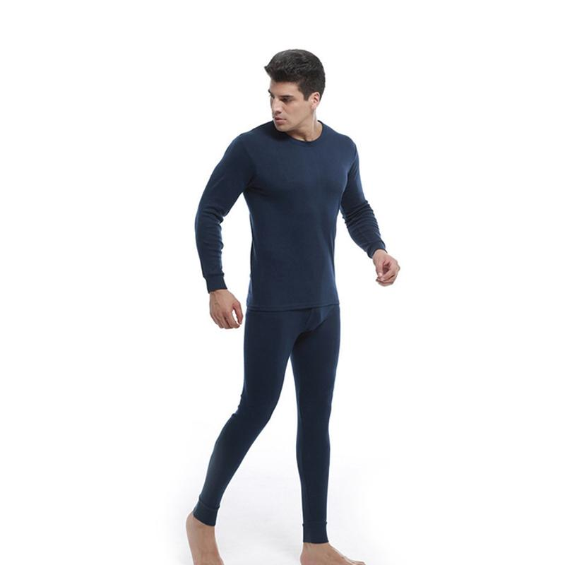16396d1539a0 2019 New Arrival Men Long Johns Winter Thermal Underwear Sets Men Thermal  Underwear Set Male Autumn Winter Shirt+Pants Clothing From Vikey13, ...