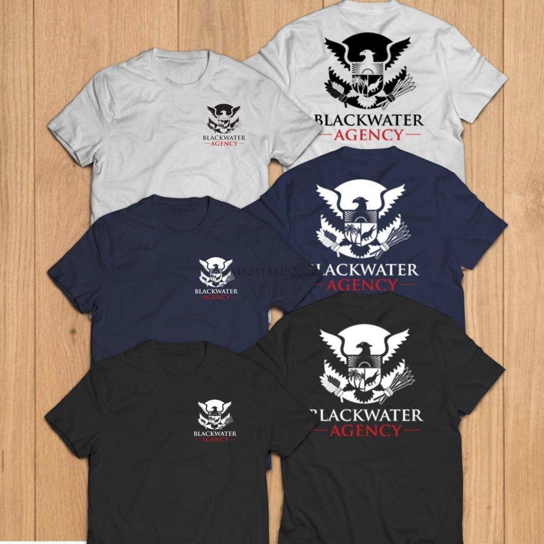 1ee5821e Fashionable 2018 Summer Casual T Shirt Hipster Tees New Academi Blackwater  Logo Private Scurity Custom Fitness Tshirt Tshirt And Shirt Shirts Cool  From ...