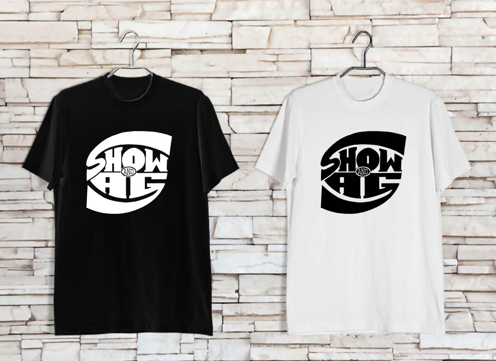 ffae3ce2d86c Compre SHOW Y AG Rap Hip Hop Music Camisetas Clásicas Camiseta  Personalizada Jersey Camiseta Sudadera Con Capucha Hip Hop Camiseta  Chaqueta Croacia Camiseta ...
