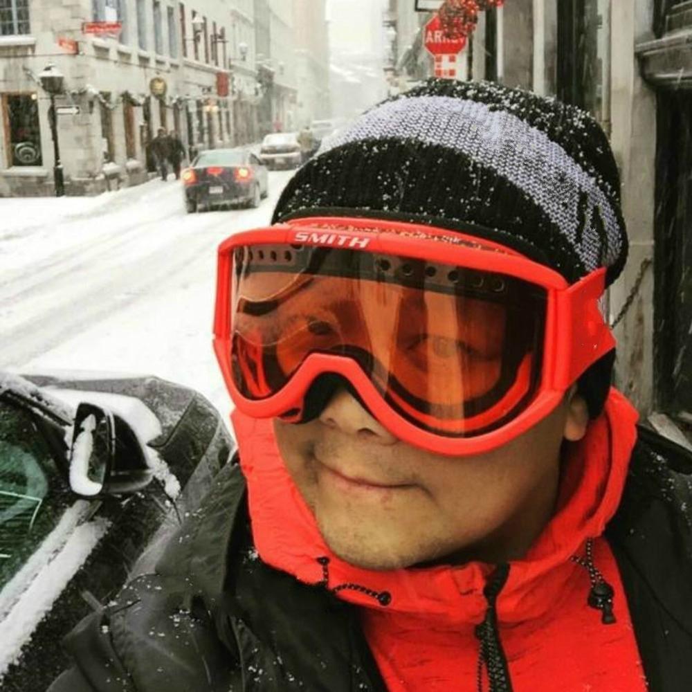 f29cb6126ac 2019 15FW Cariboo OTG Ski Goggle Outdoor Fashion Man And Women Ski Goggles  Windshield Goggles YJ001 From Amy studio