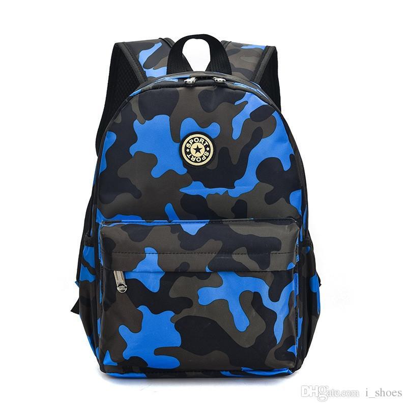 68ede1e67e68 Hot Sale Camouflage Children Backpacks Kindergarten Backpack School  Students Printing Rucksack Kids Book Bag School Bags Mochila #31025