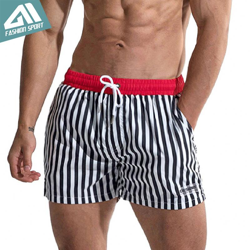 d2bf4fbc9006f6 2019 Desmiit Fast Dry Men'S Board Shorts 2018 Beach Surfing Swimming Shorts  With Lining Liner Sport Workout Running Trunks AM2058 From Roadsun, ...