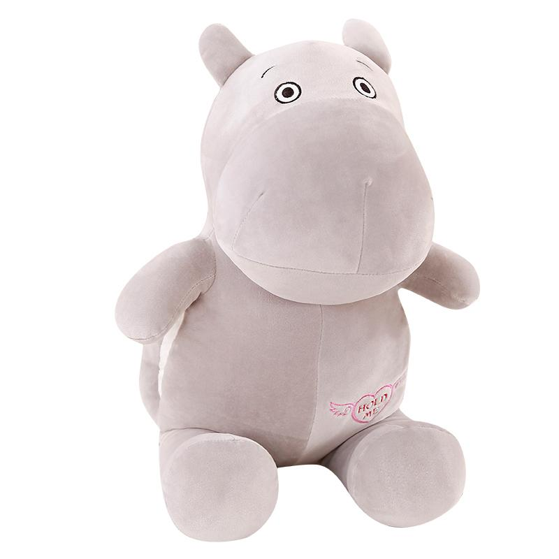 2019 Cozfay Free Dropshipping 70cm Big Size Plush Sea Animals Hippo