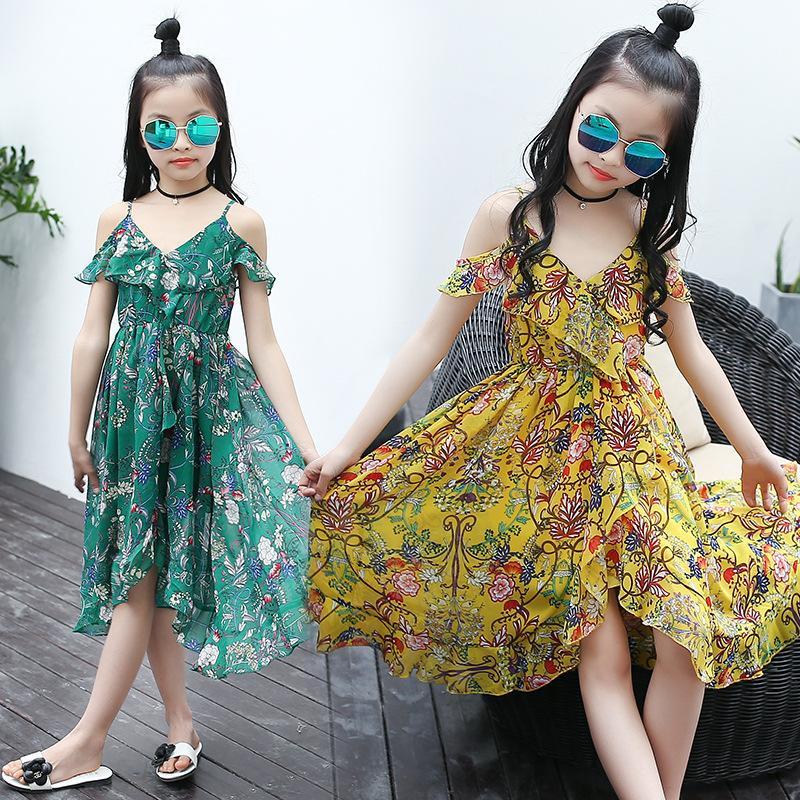 Vestidos nina de verano 2019