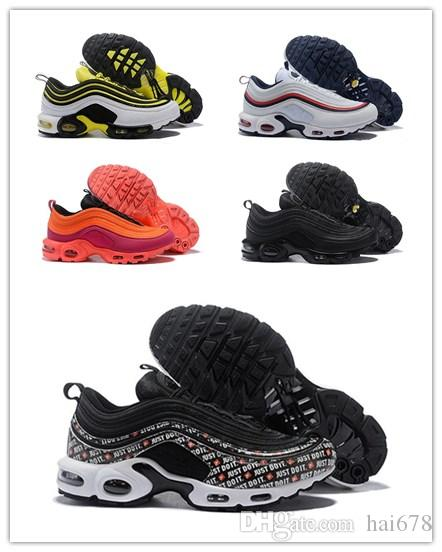 67415ae1425b New Men 97 Plus Tn Designer Shoes Chaussures Homme 97 Plus Women ...