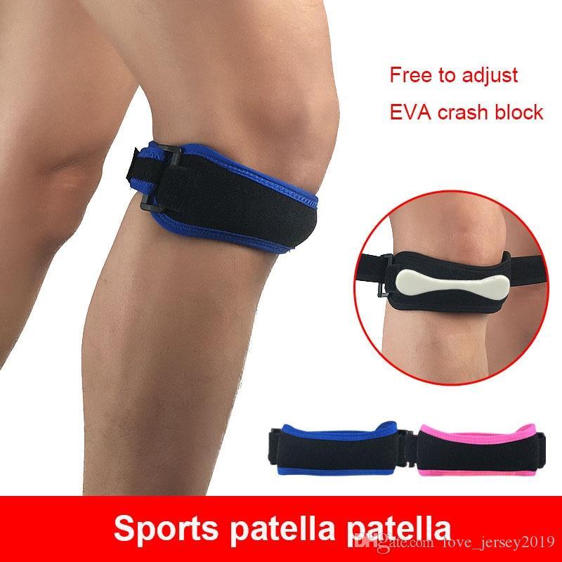02eaf1ab73 AOLIKES Adjustable Patella Support Knee Support Patella Brace ...