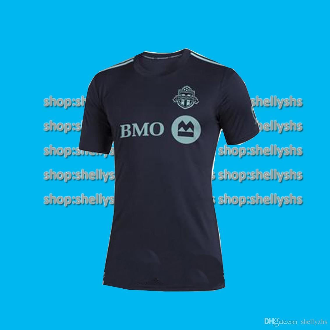 609b5affb6c 2019 MLS Toronto FC 2019 Parley Jersey 2019 2020 Parley MLS Toronto FC Men  Soccer Jersey 19 20 MLS Toronto FC Women Parley Jerseys From Shellyzhs