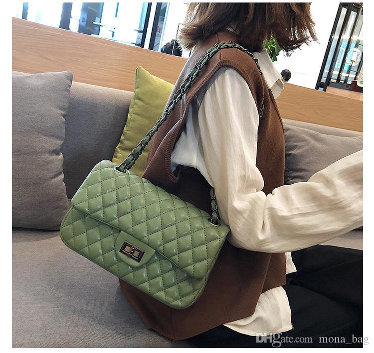 55699c2ba434 Cheap Light Pink Shoulder Bag Best Luxury Fashion Handbag Chain Shoulder Bag