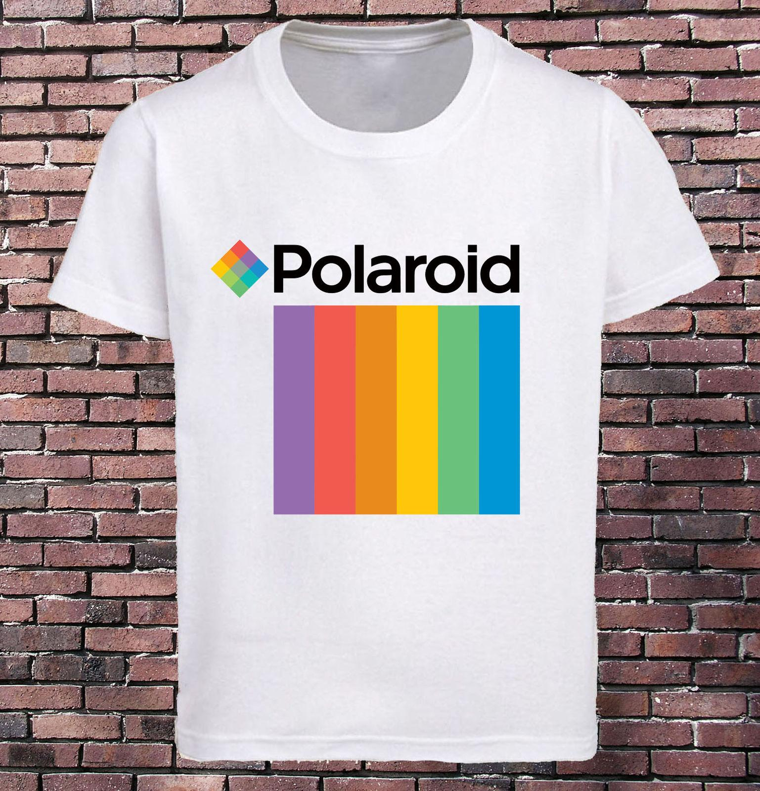 a6fd9e3ac Polaroid Film Camera Retro Photographer T Shirts Cool Xxxtentacion Marcus  And Martinus Tshirt Discout Hot New Top T Shirt Best Funny Shirts Funny  Print ...
