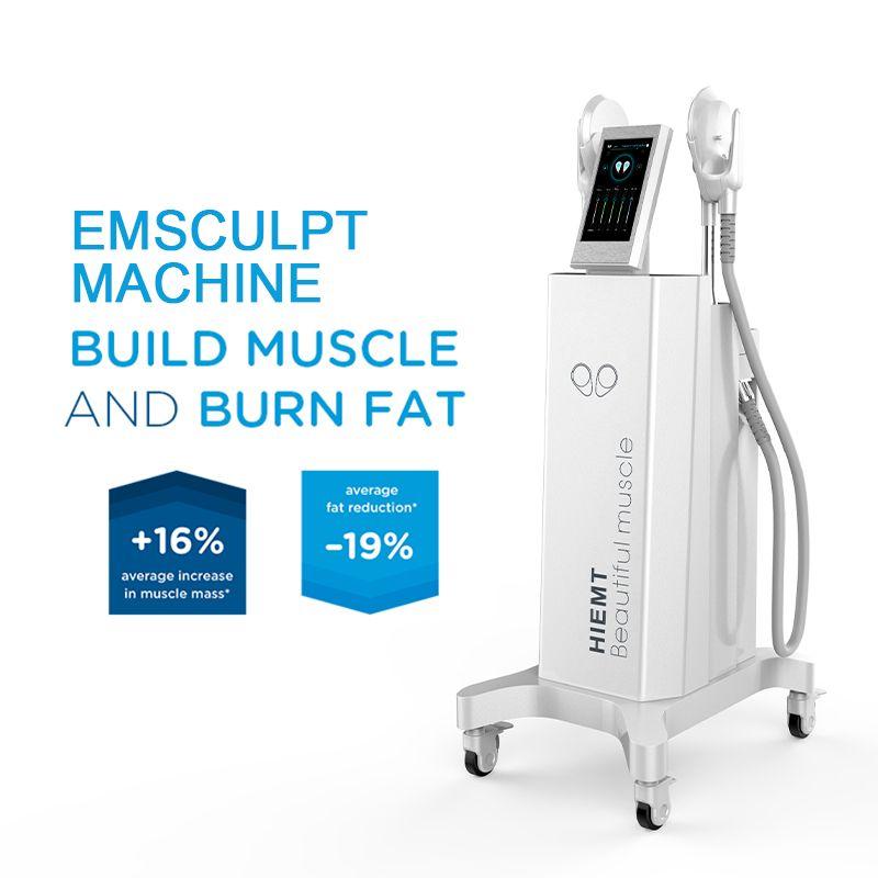 2020 Latest Body Shaping Technology EMSculpt HIEMT Muscle ...
