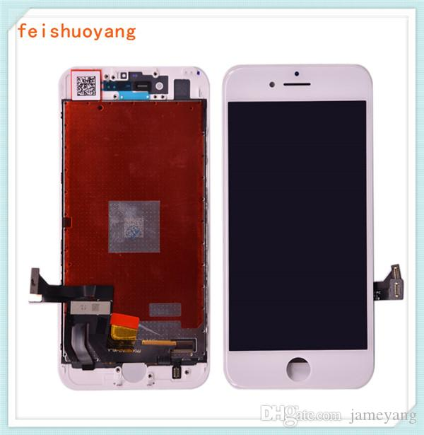 Grade A+++ Tested LCD Display Touch Screen Digitizer With Cold Press Frame For iPhone 8 8+ 8P 8 Plus