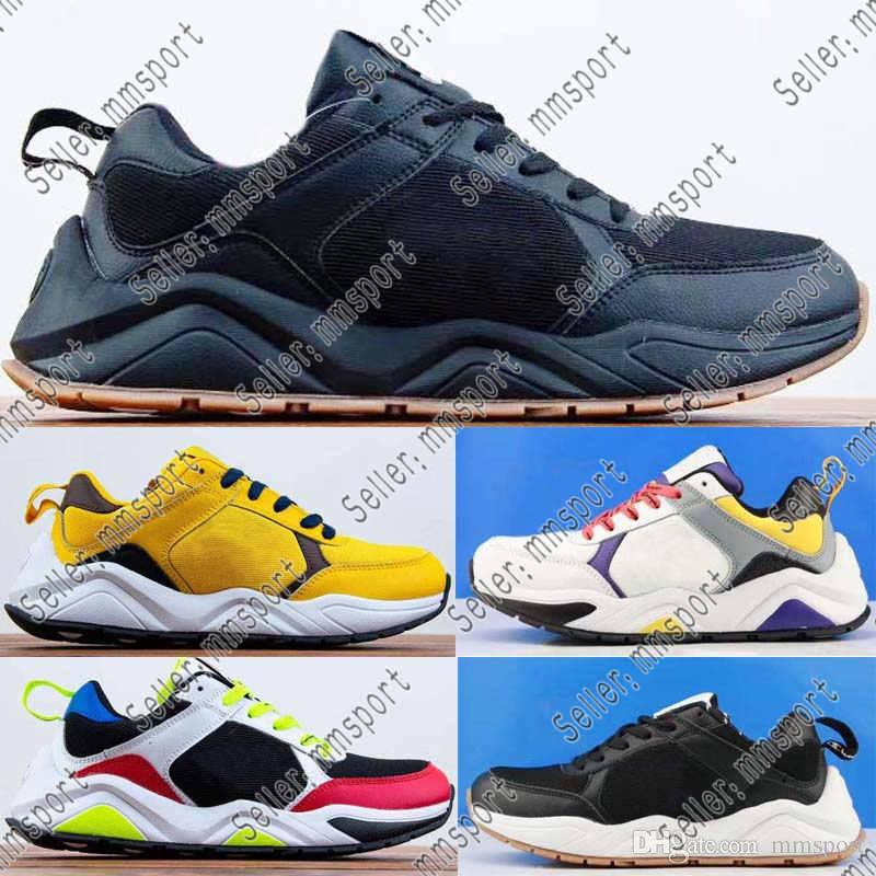 2019 Champion Shoes Casbia X Awol Atlanta Cm100116Y Men And Women Sneakers Real Leather Mesh Breathable Fashion Retro Sneakers Champion Shoes Cheap