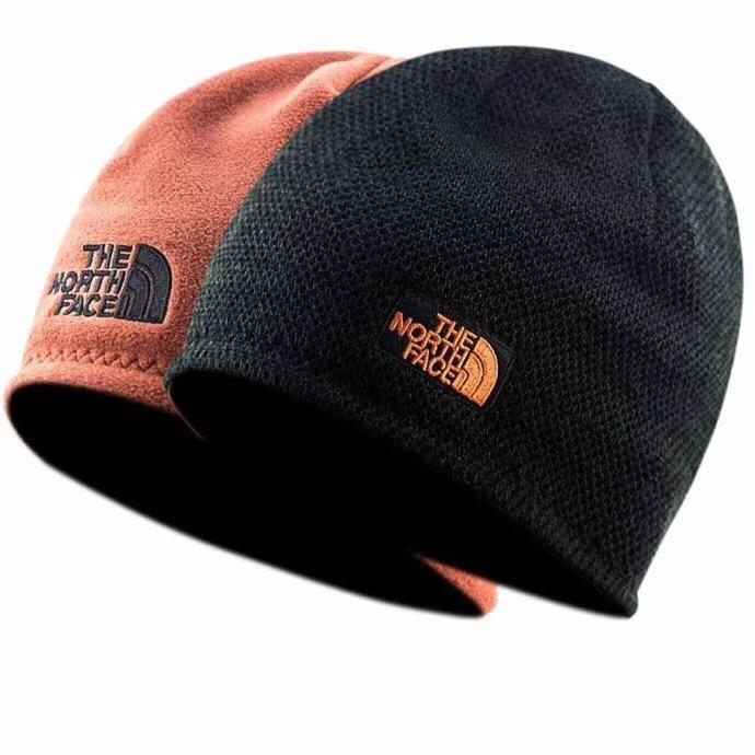 f72316df63d Two Sided North Letter Cap Europe And America Knitting Woolen Hat Autumn Winter  Men    S And Women    S Fashion Hats Wholesale Beanie Cap Watch Cap From ...