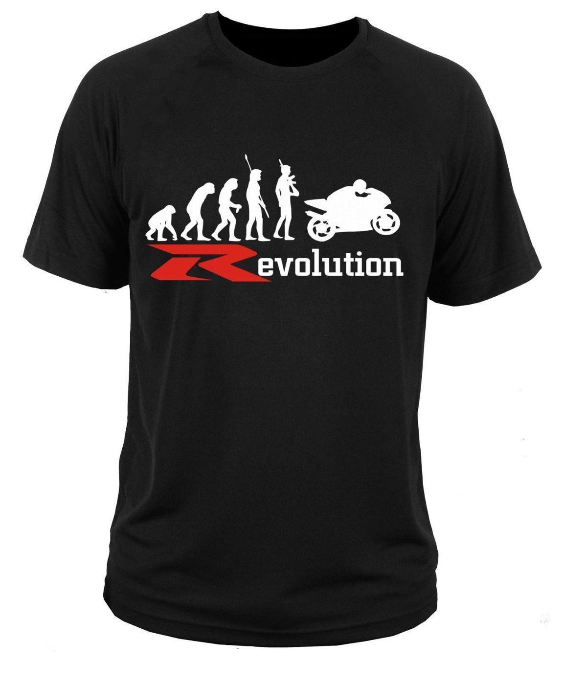 T shirt t-shirt suzuki GSXR 1000 750 600 k7 turbo
