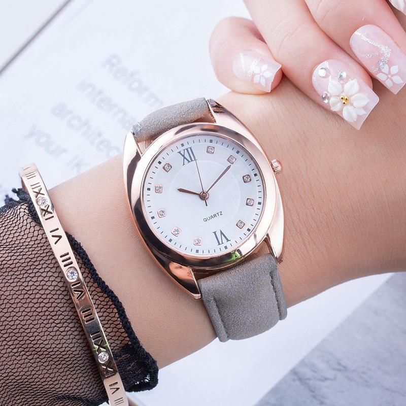 Merk Cocktailjurk.Crystal Vrouwen Horloges Luxe Merk Mode Quartz Horloge Vrouwen