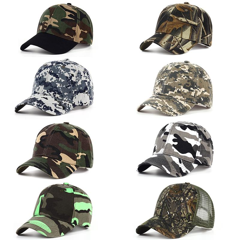 8d7bf007 8 style Men s Snapback Camouflage Tactical Hat Army Tactical Baseball Cap  Head Camouflage Caps Sun Hat Golf Hats wholesale