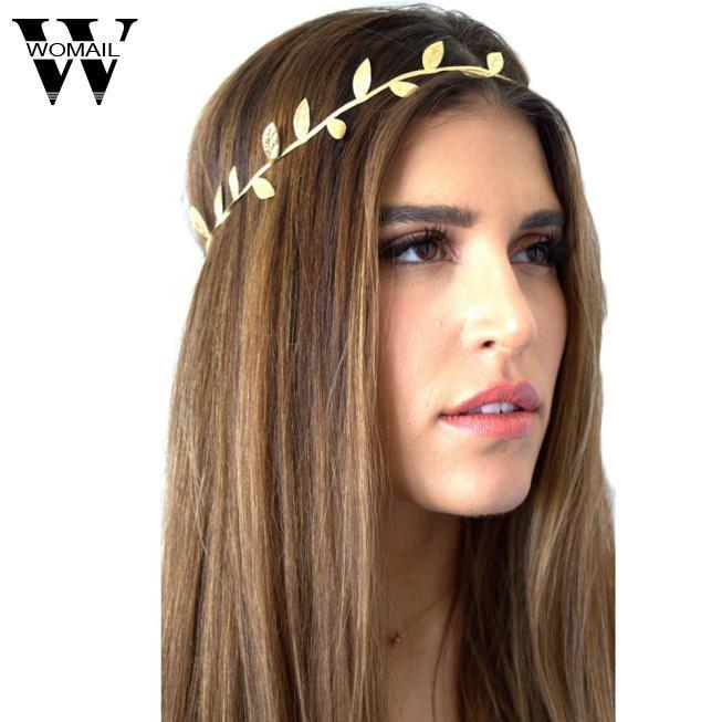 Haimeikang Solid Colors Hair  Knotted Hair Band for Women Headbands Hairbands