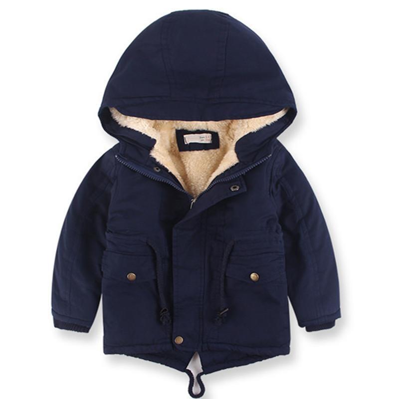 bc0eddd1c 2019 New Winter Children Down   Parkas 2 9 Y European Style Boys ...