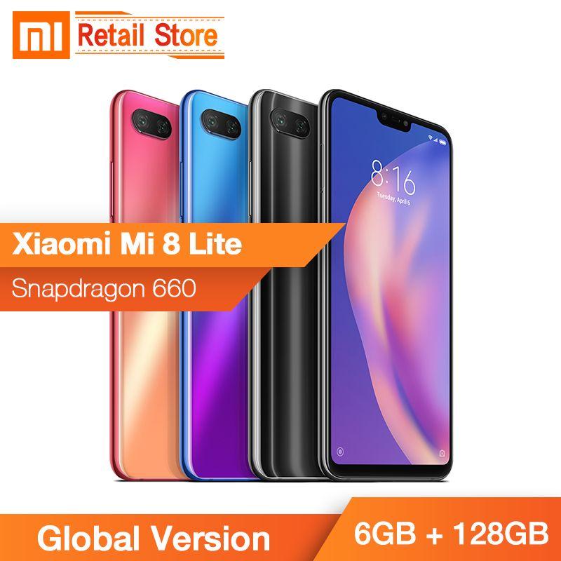 Xiaomi MI8: Xiaomi Mi 8 Lite Global Rom