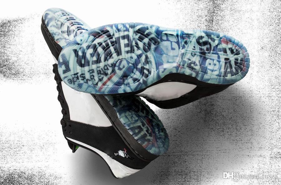 size 40 59537 c64e3 Compre 2019 Lanzamiento SB Dunk Low Staple Panda Pigeon Zapatos De  Baloncesto Negro Verde Gusto Blanco Hombre Mujer Zapatillas BV1310 013 Con  Caja Original ...