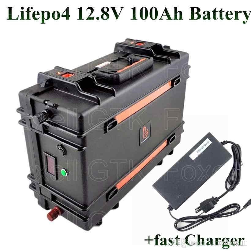 Tools Free Shipping 12v Lifepo4 Bms 4s 12v 50a Lifepo4 Battery Bms 12.8v 50a Bms Used For 3.2v 4s Battery Pack With Balance Function