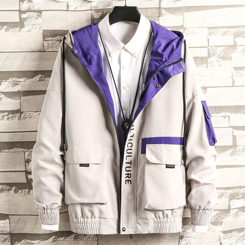 2020 New Designer Jackets Hot Sale Homens Winter remendo Sprort Marca Jacket Casual Hip Hop revestimento morno Masculino Running Man Inverno Brasão B103626V
