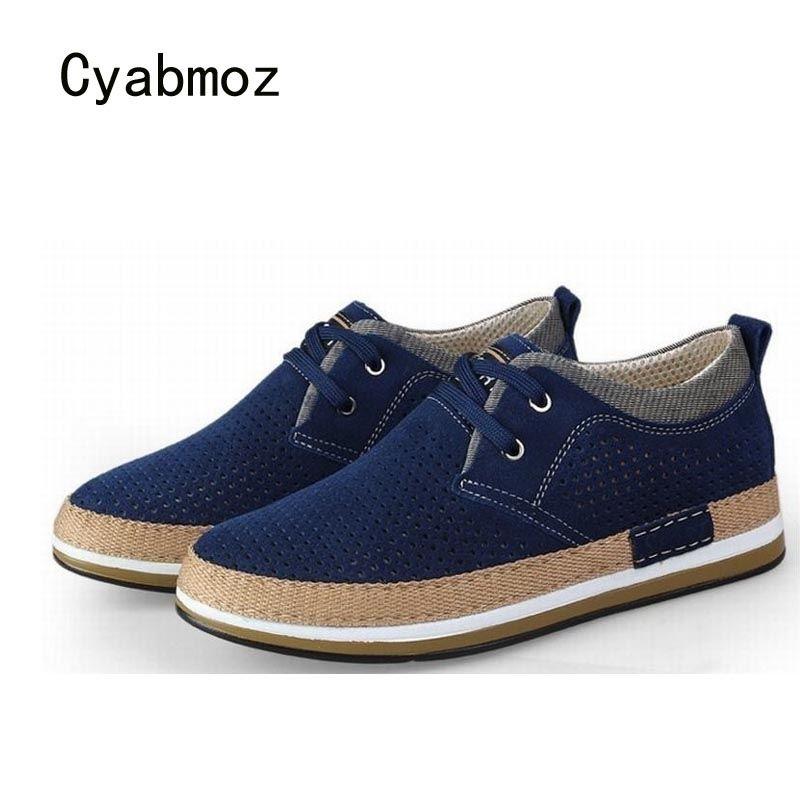 effa71eb Compre Cyabmoz Hombre Zapatos Altura Aumento 6 Cm Ascensor Zapatos ...