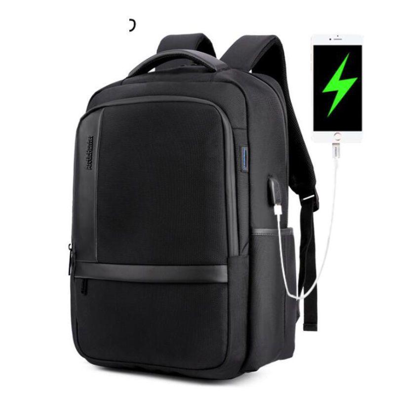 0d806862ab7b Men 15.6inch Computer Bag Pack External Usb Charging Port Waterproof Laptop  Backpack Anti Theft Backpack Travel Notebook Mochila Cheap Backpacks  Rolling ...