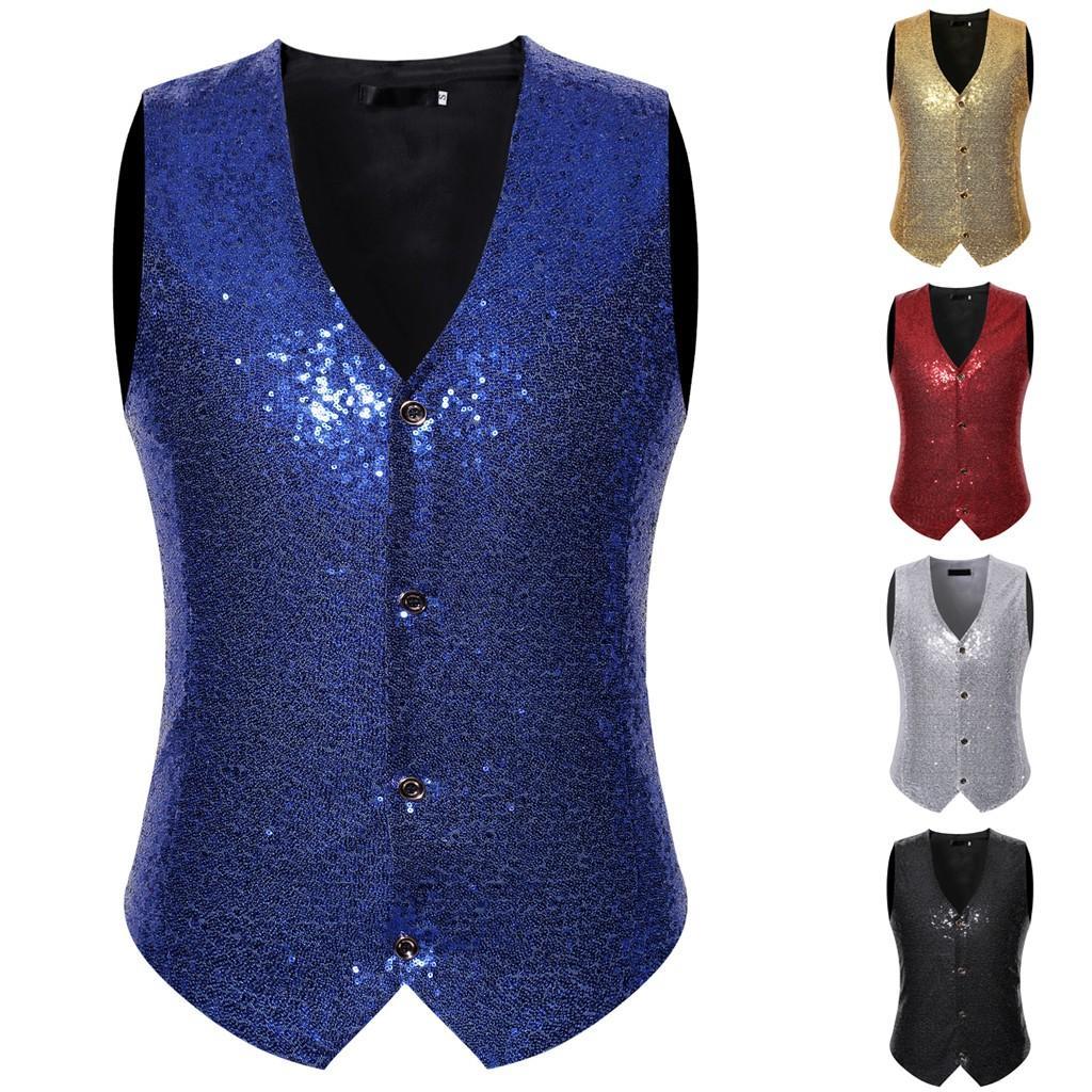 696090afbb Men stylish suit blazer business wedding party button waistcoat vest jpg  1024x1024 Stylish suit vest