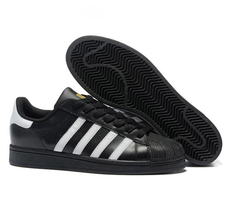 best sneakers a287f c6bdd Acheter Adidas Superstar Foundation Shoes Mens Shoes Running Shoes Designer Shoes  Chaussures De Créateurs Originales White Hologram Iridescent Junior Gold ...