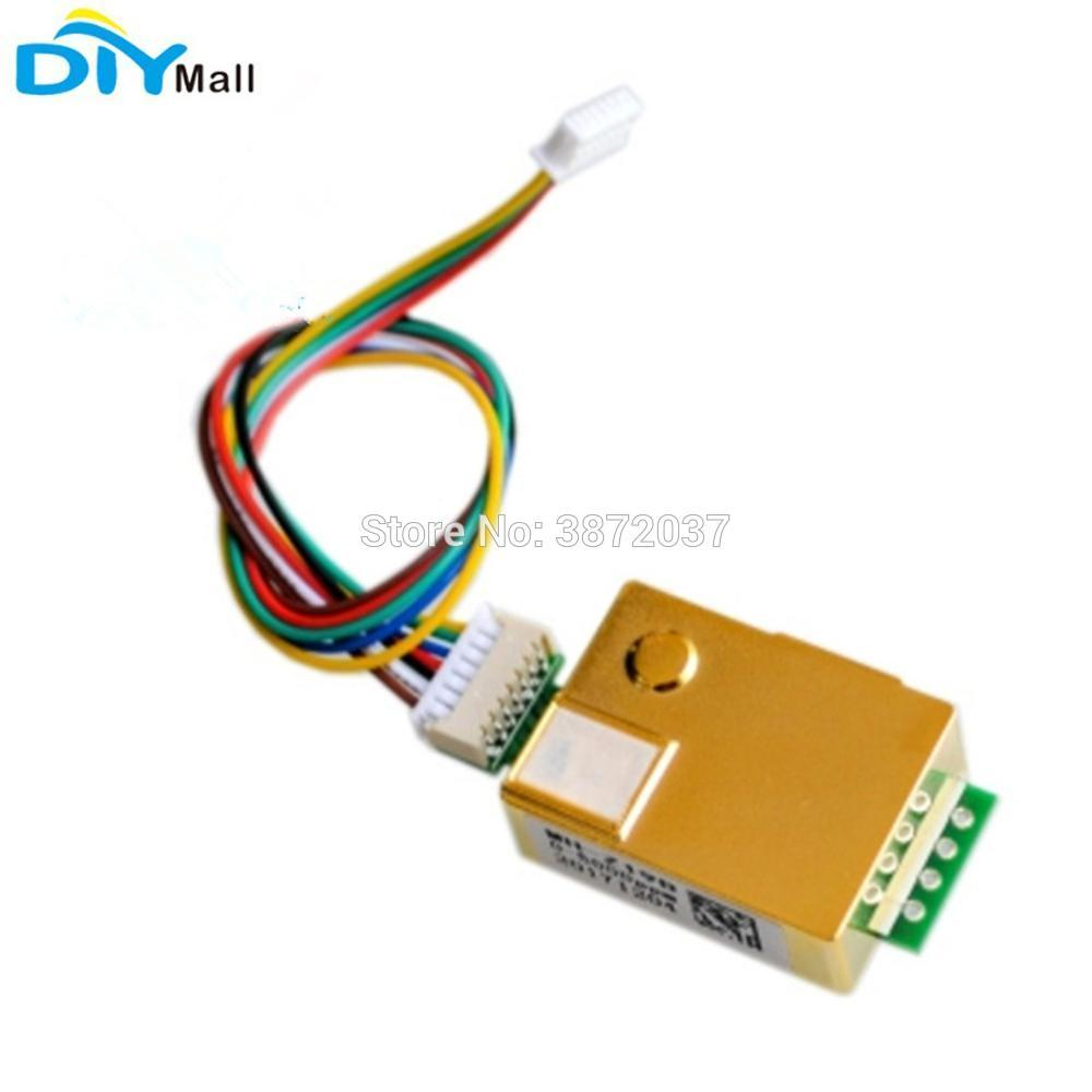 Infrared Carbon Dioxide Sensor Mh-z19b Co2 Sensor Module Air Conditioning Appliance Parts