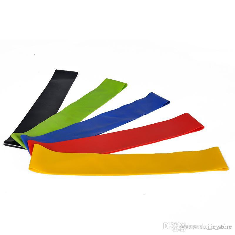 Elastic Band For Fitness Tension Resistance Band Exercise Workout
