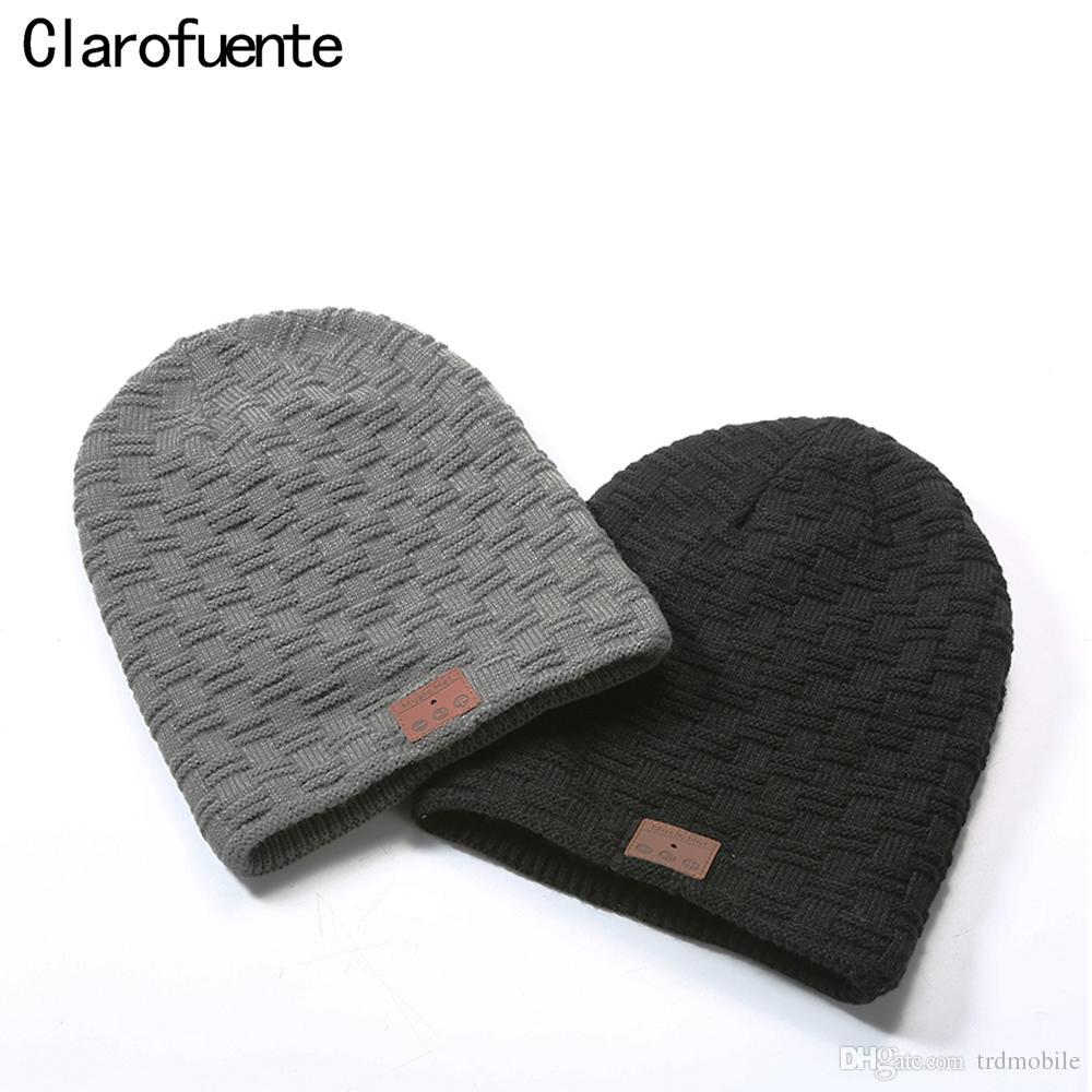95de804fba7 Clarofuente BTXG Nice Wireless 4.1 Bluetooth Earphone Hat