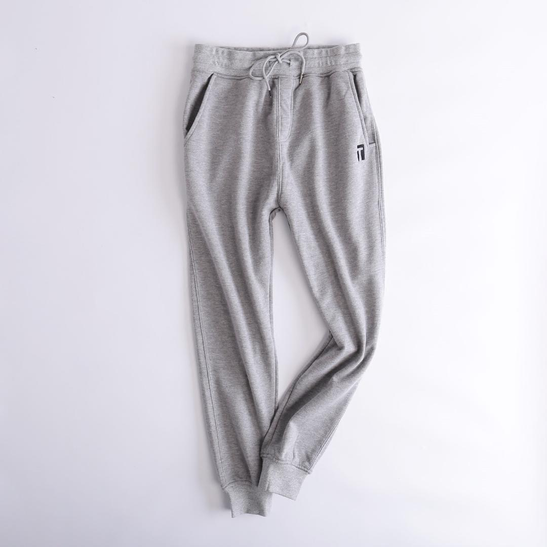 street price on wholesale classic Women 2019 Spring 100% Cotton Sweatpants Loose Running Fitness Harlan  Sports Trousers Soft Comfortable Jogging Sport Pants Women