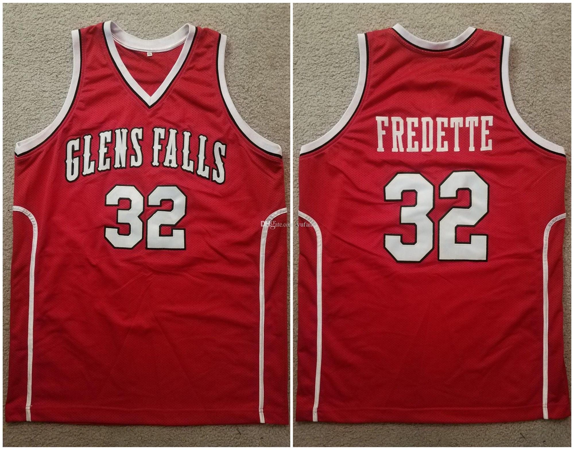 9fab1e8d1e65 Jimmer Fredette  32 Glens Falls Indians High School Retro Basketball Jersey  Mens Stitched Custom Any Number Name Jimmer Fredette Basketball Jersey  Online ...