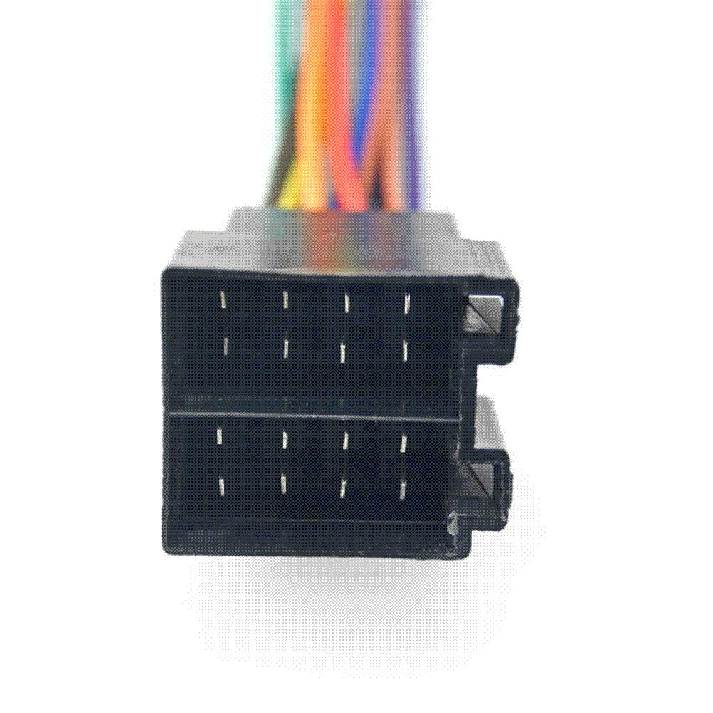 Excellent 2019 Beesclover Universal Male Iso Radio Wire Wiring Harness Adapter Wiring Database Numdin4X4Andersnl