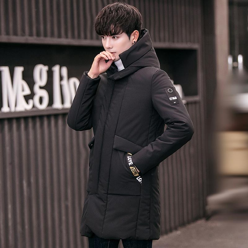 2019 Mens Winter Jackets Hot Sale Clothes Men S Middle And Long Section  Thickened Fall Winter 2018 New Cotton Jacket Clothing Coat From Gingerliu 0c6f463a40b