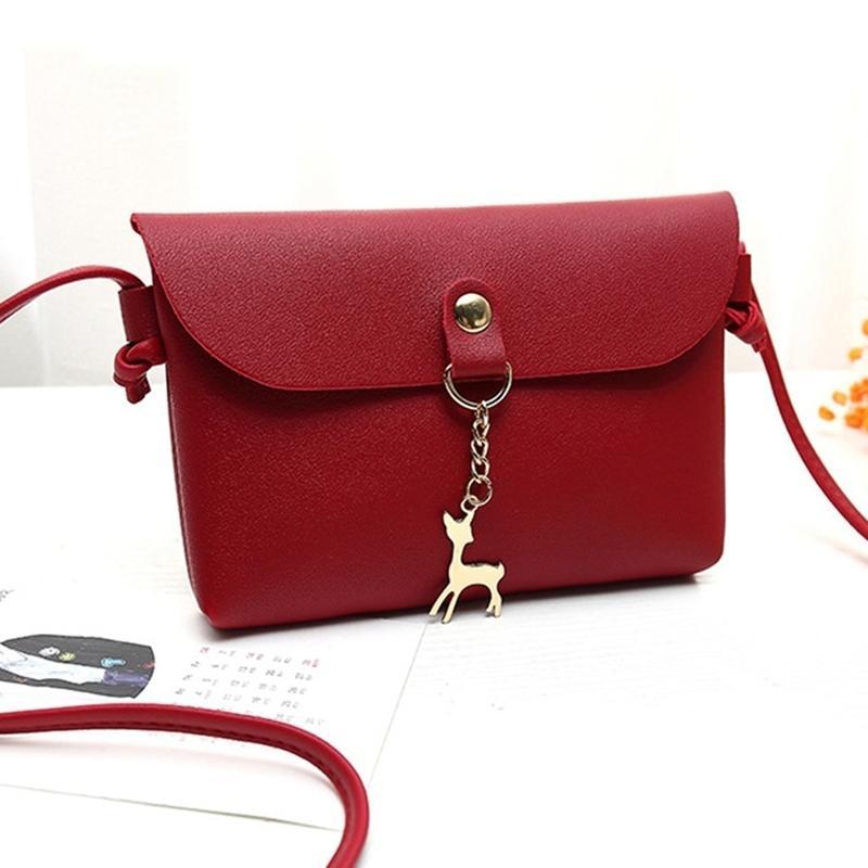 Cheap Fashion Handbags Summer New Korean Candy Colored High Quality Pu  Leather Women Bag Shoulder Bag Messenger Mini Phone Bag Over The Shoulder  Bags Hobo ... 029a830851c38