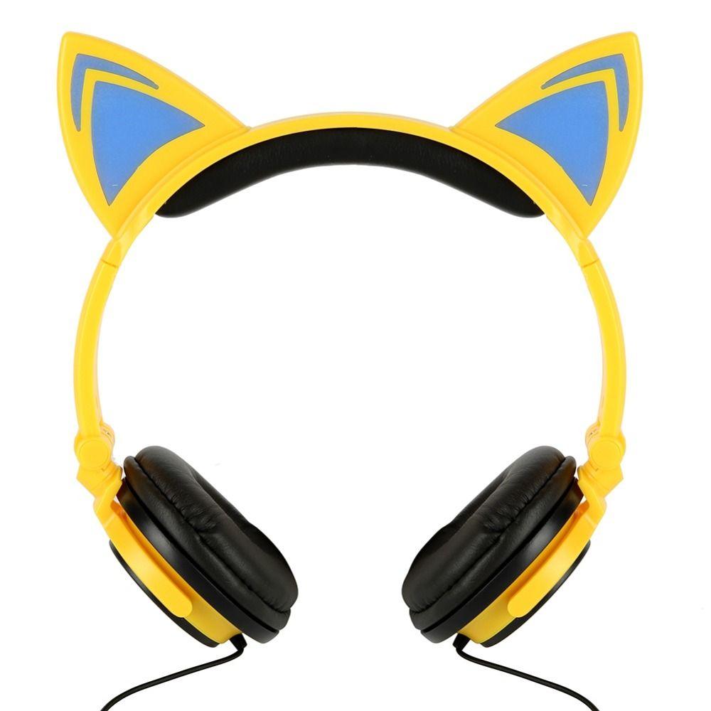 Unterhaltungselektronik Temperamentvoll Wired Headset Kopfhörer Kopfhörer Für Sony Playstation4 Ps4 Videospielkonsolen