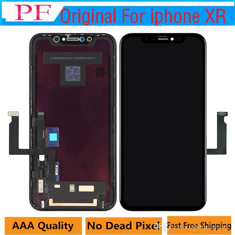 New Original 6.1 Inch Screen Display For iPhone XR LCD Display Touch Screen Assembly Replacement 100% Test No Dead Pixel