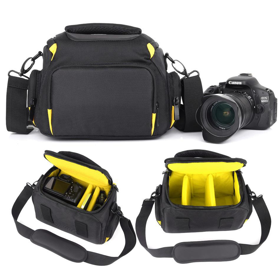 65f169e14029 Waterproof SLR Camera Bag Backpack Bag Photography Accessories Outdoor  Video Photo lens Case for / Shoulder Case Cover