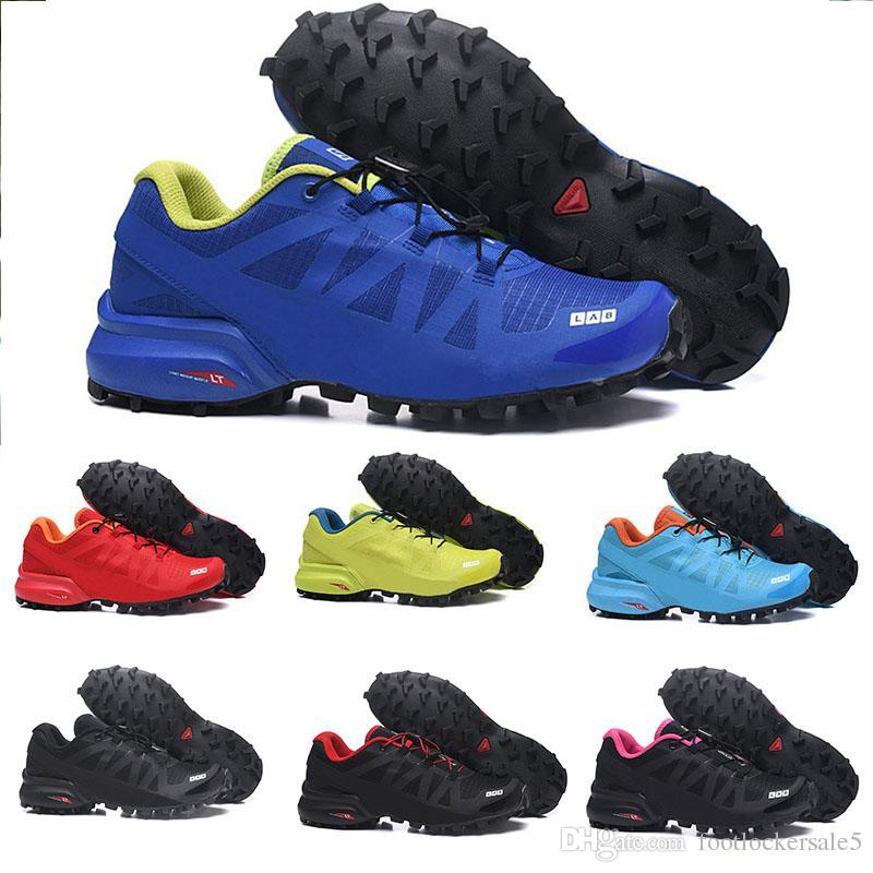 21ce3bf270c Speedcross Pro 2 Zapatos De Senderismo Para Hombres