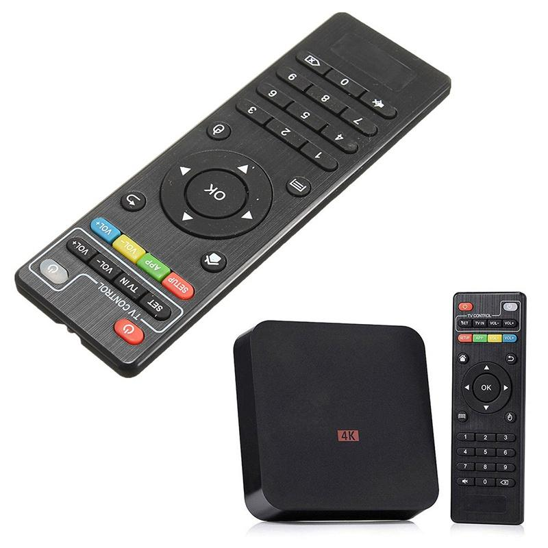 EDAL HFY New Set Top Box Remote Control for Android MX Pro T95M T95N  TX3mini t95x v88 TV Box