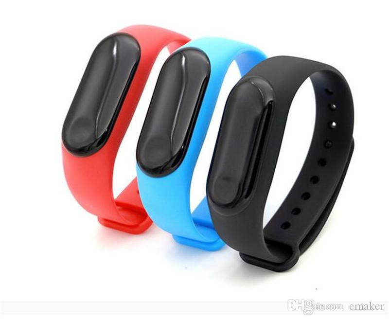 M3 Digit screen smart bracelet heart rate blood pressure blood OxygenThree Color Option swimming water
